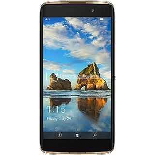 Фото Alcatel Idol 4S Windows