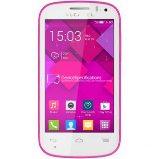 Фото Alcatel OneTouch Pop Fit