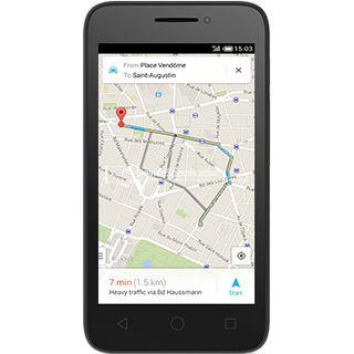Alcatel Pixi 3 (4) 3G — Отзывы и подробные технические характеристики