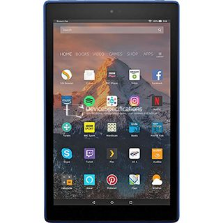 Фото Amazon Fire HD 10 (2017)
