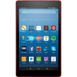 Фото Amazon Fire HD 8 (2017)