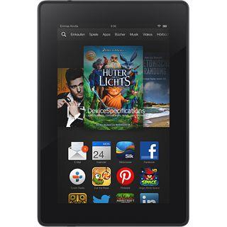 Amazon Kindle Fire HD 7 — Отзывы и подробные технические характеристики