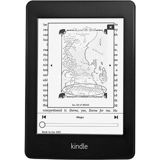 Amazon Kindle Paperwhite (2013) — Отзывы и подробные технические характеристики