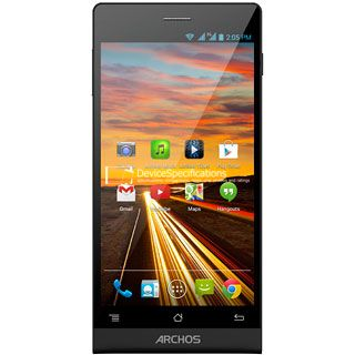Archos 50c Oxygen — Отзывы и подробные технические характеристики