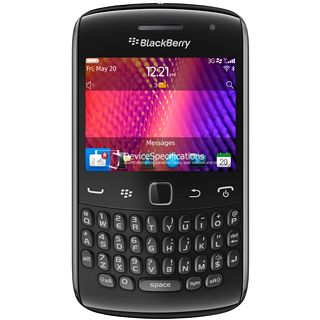 Фото BlackBerry Curve 9370