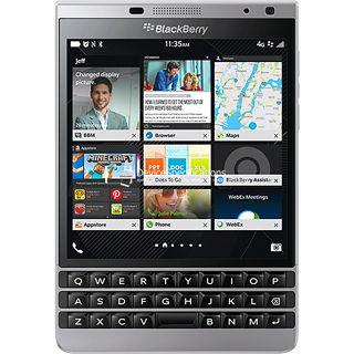 BlackBerry Passport Silver Edition — Отзывы и подробные технические характеристики