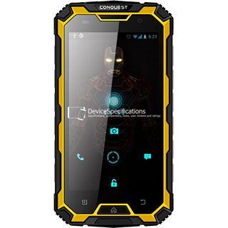 Conquest S8 — Отзывы и подробные технические характеристики