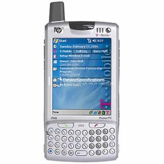HP iPAQ h6315 — Отзывы и подробные технические характеристики