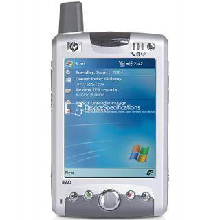 HP iPAQ h6320 — Отзывы и подробные технические характеристики