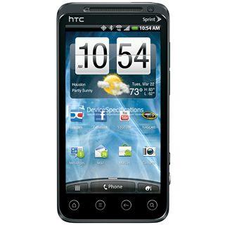 HTC EVO 3D CDMA — Отзывы и подробные технические характеристики