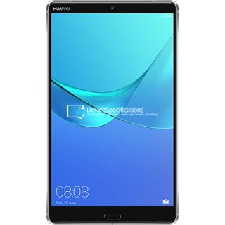 Huawei MediaPad M5 8 Wi-Fi — Отзывы и подробные технические характеристики