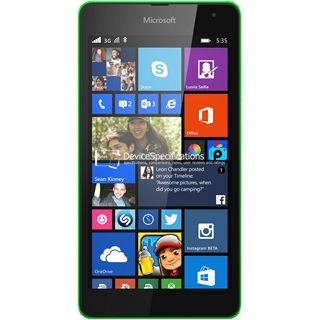 Microsoft Lumia 535 — Отзывы и подробные технические характеристики
