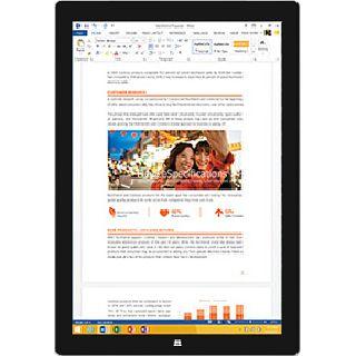Microsoft Surface Pro 3 i5 — Отзывы и подробные технические характеристики