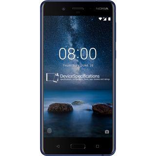Nokia 8 — Отзывы и подробные технические характеристики