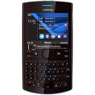 Nokia Asha 205 — Отзывы и подробные технические характеристики