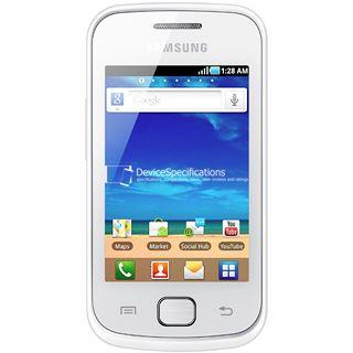 Samsung Galaxy Gio — Отзывы и подробные технические характеристики