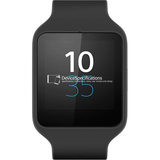 Фото Sony SmartWatch 3