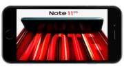 Redmi Note 11 — новый дизайн